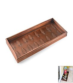Good Directions® Venetian Bronze Pine Cones Pet Tray