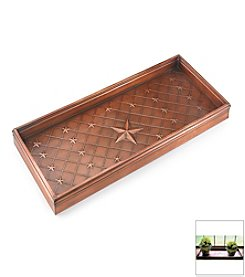 Good Directions® Venetian Bronze Stars Plant Tray