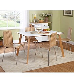TMS, Inc. Beatrice 5-pc. Dining Set