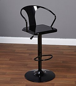 TMS Retro Max Adjustable and Swivel Barstool