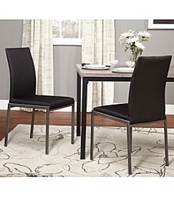 TMS Set of 2 Harrison Dining Chairs