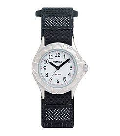 Timex® My First Timex Outdoor Black Watch