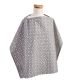Trend Lab Greek Key Nursing Cover