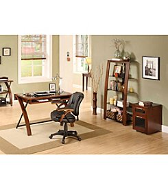 Whalen Furniture Zeta Home Office Collection