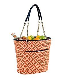Picnic at Ascot Diamond Collection Fashion Cooler Tote