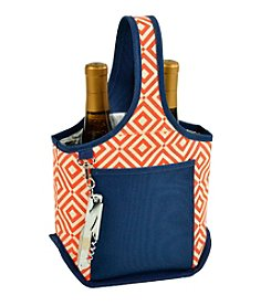 Picnic at Ascot Diamond Collection Two Bottle Carrier