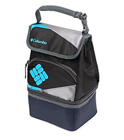 Columbia Silver Ridge Navy Dual Compartment Lunch Pack