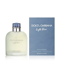 Dolce&Gabbana Light Blue For Men 6.6-oz. Eau De Toilette Jumbo Size Fragrance