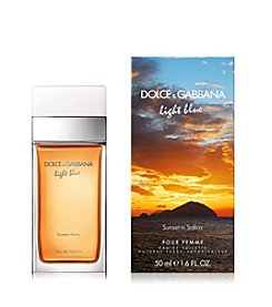 Dolce&Gabbana Light Blue Sunset In Salina Limited Edition Fragrance Spray