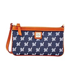 Dooney & Bourke® MLB® Milwaukee Brewers Large Slim Wristlet