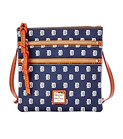 Dooney & Bourke® MLB® Detroit Tigers Triple Zip Crossbody