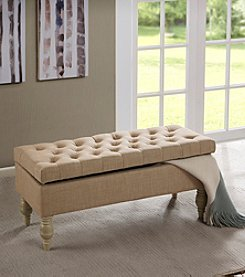 Madison Park™ Luxe Bench