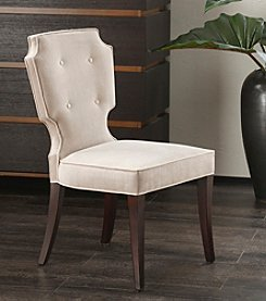Madison Park™ Camille Set of 2 Dining Chairs in Hanover Pearl