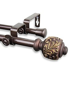 Rod Desyne Tilly Double Curtain Rod