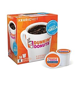 Keurig Dunkin' Donuts French Vanilla Coffee 16-ct. K-Cup Pods