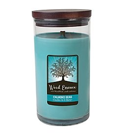 Wood Essence™ 17.5-oz. Calming Seas Candle