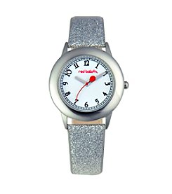 Red Balloon Girls' Stainless Steel Tween Silver Watch