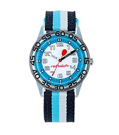 Red Balloon Boys' Plastic Colorful Time Teacher Watch