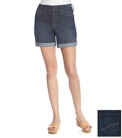 NYDJ® Avery Rolled Cuff Denim Shorts