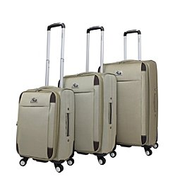 Chariot® 3-pc. Milan Luggage Set