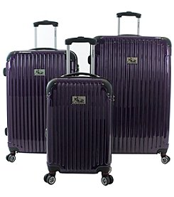 Chariot® 3-pc. Paola ABS Luggage Set
