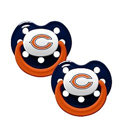 Baby Fanatic NFL® Chicago Bears Baby 2-Pack Pacifiers