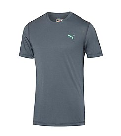 PUMA® Men's Short Sleeve Essential Crewneck Tee