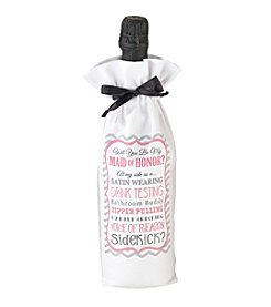 Lillian Rose® Maid of Honor/Sidekick Wine Bag