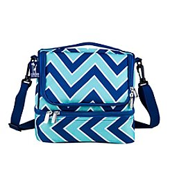 Wildkin Zigzag Refresh Double Decker Lunch Bag