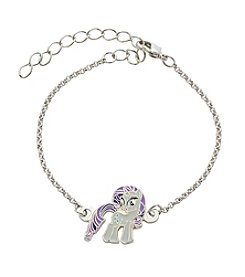 My Little Pony Silver Plated Girls' Rarity Chain Bracelet