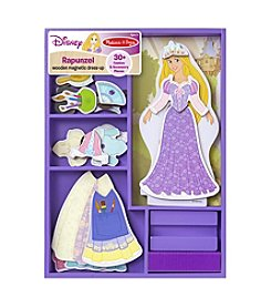 Melissa & Doug®  Rapunzel Wooden Magnetic Dress Up