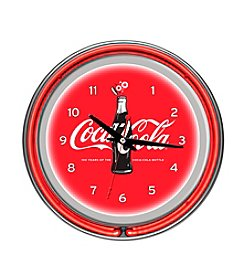 Trademark Home® Coca-Cola Anniversary Clock