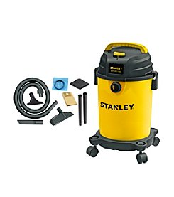 Stanley 4.5-Gallon Wet/Dry Shop Vacuum