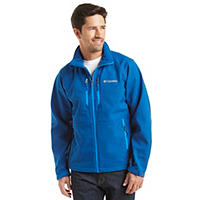 Columbia Men's Get A Grip Softshell Jacket
