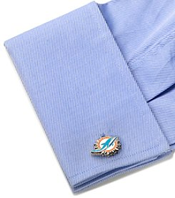Cufflinks Inc. NFL® Miami Dolphins Men's Cufflinks