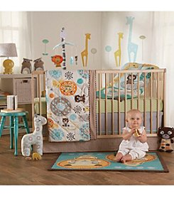 Lolli® Zig-Zag Zoo Baby Bedding Collection