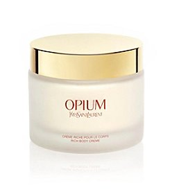 Yves Saint Laurent Opium Body Creme