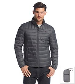 Tommy Hilfiger® Men's Packable Down Jacket