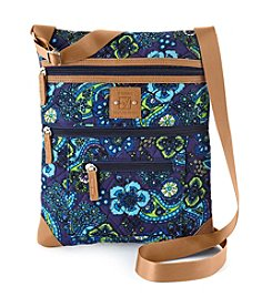 Stone Mountain® Quilted Lockport Crossbody
