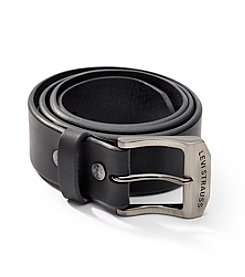 Levi's® Men's Hammered Logo Belt