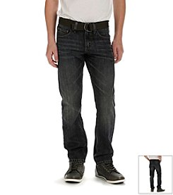 Lee® Boys' 8-20 Chadron Belted Jeans