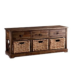 Southern Enterprises Fulton Storage Bench