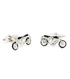 Cufflinks Inc. Men's Vintage Motorcycle Cufflinks
