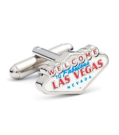 Cufflinks Inc. Men's Las Vegas Cufflinks