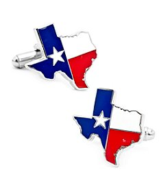 Cufflinks Inc. Men's Texas Flag Cufflinks