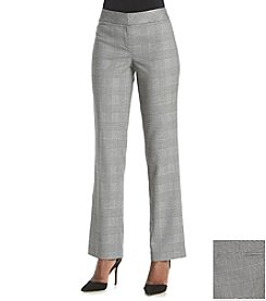Nine West® Patterned Pants
