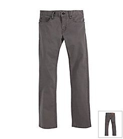 Levi's® 511™ Boys' 8-18 Slim Sueded Cotton Pants