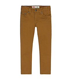 Levi's® 511™ Boys' 8-20 Slim Sueded Cotton Pants