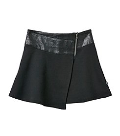 DKNY® Girls' 7-16 Big Pleated Skirt