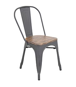 LumiSource Set of 2 Oregon Dining Chair